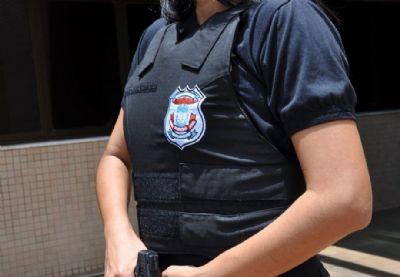 Suspeito de armazenar droga a mando de facção criminosa é preso