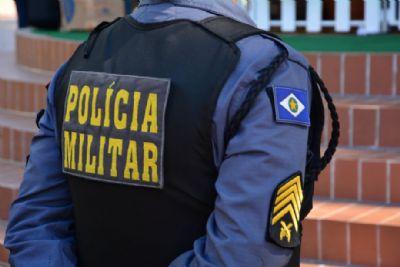 Em Rondonópolis, PM prende um dos suspeitos por roubo a residência e estupro de moradora