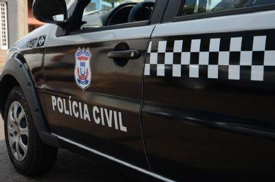 Homem que atirou pelas costas da ex-mulher é preso por tentativa de feminicídio