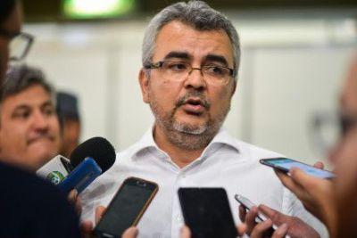 'Paulo Taques acusou Arcanjo de planejar atentado contra ele e Taques', diz denúncia do MPE