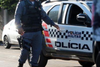 Suspeito é preso após agredir mulher por ler suas mensagens no celular
