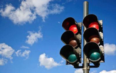Semáforos na BR
