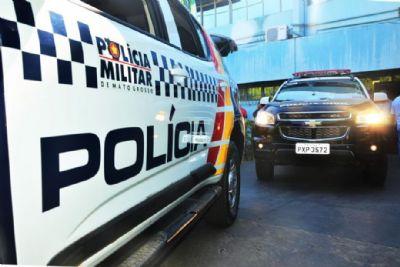 Dois foragidos por homicídio são capturados em Várzea Grande e Nobres