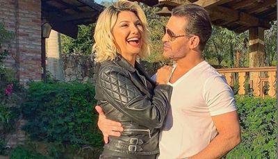 Antonia Fontenelle esclarece relação com Eduardo Costa, o chama de amigo, mas confirma: A gente se pegou e foi gostoso demais