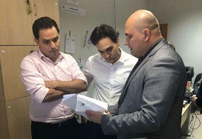Oposição afirma que irá fiscalizar se Pinheiro convocará aprovados para HMC