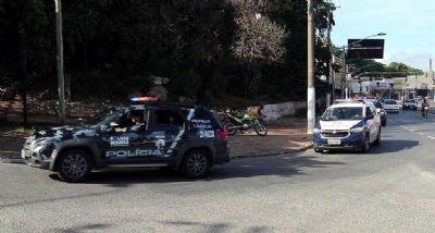 Cadeirante é preso por assediar passageiras em ônibus de Cuiabá