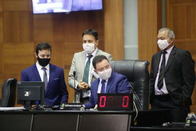Reforma da previdência estadual é adiada após pedido de vista de deputados