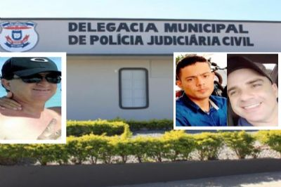 Dono de autoescola acusado de matar 2 clientes se entrega à polícia, mas afirma ter sofrido ameaças