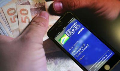 Auxílio emergencial alcança 39 milhões de beneficiários, 6,5 milhões menos que o previsto