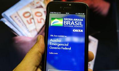 Caixa abre 771 agências hoje para pagar auxílio emergencial