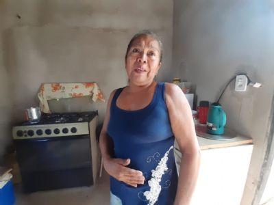 Exclusivo: Avó conta que Mirella passava mal após madrasta dar 'medicamento'-vídeo
