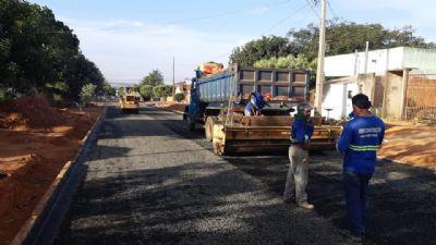 """Prefeitura conclui obras de asfalto em vias """"esquecidas"""" do Monte Líbano e outros bairros"""