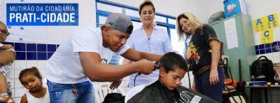 """Mutirão """"Prati-Cidade"""" será realizado no bairro Alameda no dia 7 de junho"""