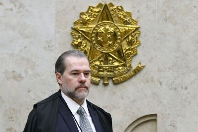 """""""Nos comunicamos mal"""", diz Toffoli sobre Poder Judiciário"""