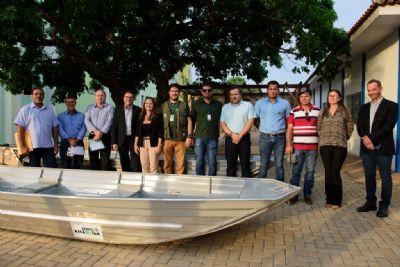 Municípios recebem barcos para intensificar fiscalização em rios de MT