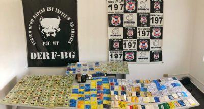Polícia Civil apreende documentos e cartões de indígenas retidos em poder de agiotas