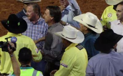 Bolsonaro estará na abertura da Festa do Peão de Barretos