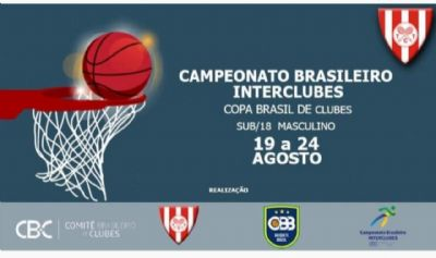 Sorriso representa a região Centro Oeste em Copa do Brasil de Basquete