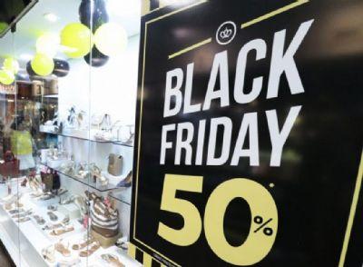 CDL Cuiabá divulga horário especial de funcionamento do comércio para Black Friday e Natal