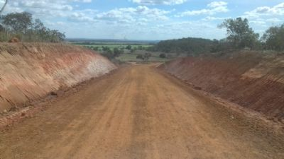 Prefeitura de Água Boa. Novas melhorias para região do Jatobazinho