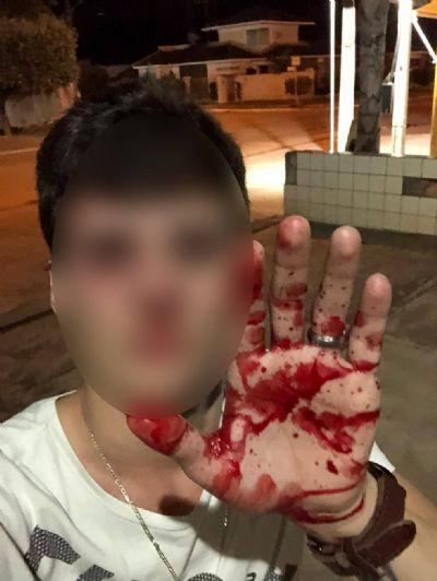 Casal denuncia policial militar por agressão e conduta será investigada