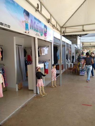Prefeitura libera Shopping Orla para retoma atividades de segunda a sábado