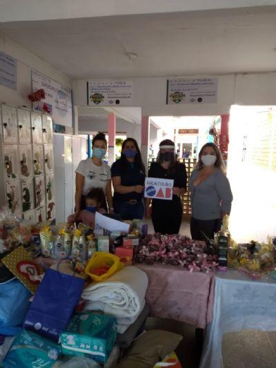 Campanha da OAB-MT leva presentes e afeto às idosas do Abrigo Bom Jesus de Cuiabá