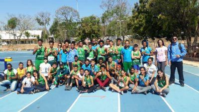 Equipe de Sorriso é campeã geral em estadual de atletismo