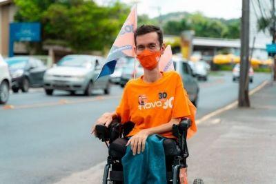 Vereador mais votado de Joinville também sofre ameaça de morte