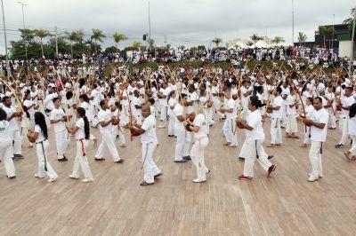 Diplomação do 'Projeto Capoeira Digoreste' oferta visibilidade e valorização da Cultura em Cuiabá