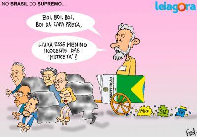 No Brasil do Supremo
