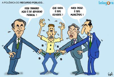 A Polêmica do Recurso Público