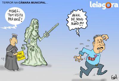 Terror na Câmara Municipal ...