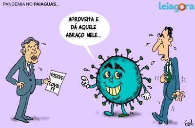 Pandemia no Paiaguás