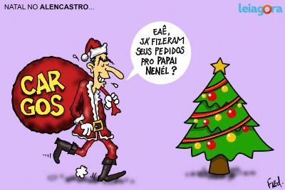 Natal no Alencastro