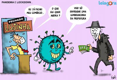 Pandemia e Lockdown
