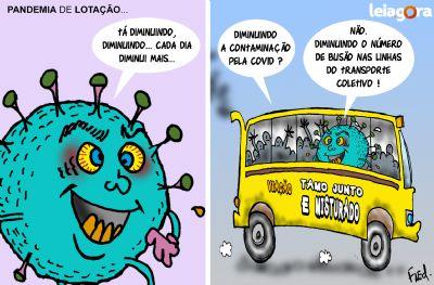 Pandemia de Lotação