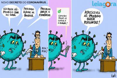Novo Decreto do Coronavírus