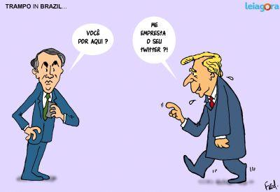 Trampo In Brazil