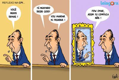 Reflexo na CPI
