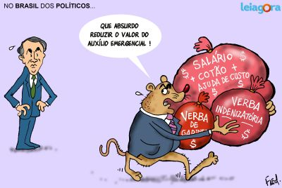 O Brasil dos Políticos