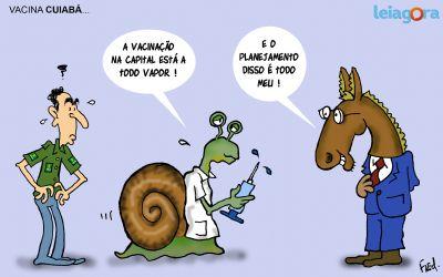 Vacina Cuiabá