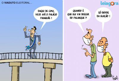 O Viaduto Eleitoral