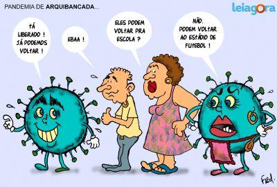 Pandemia de Arquibancada