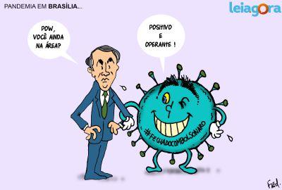 Pandemia em Brasília