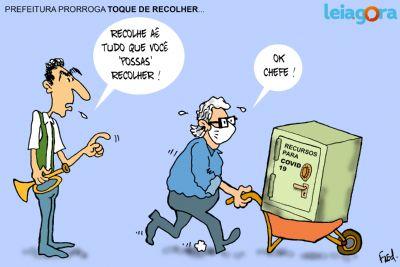 Prefeitura Prorroga Toque de Recolher