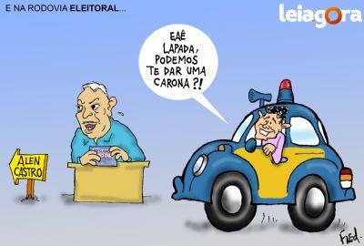 A Rodovia Eleitoral
