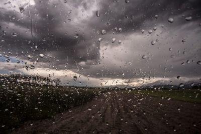 Chuva no Nortão de MT