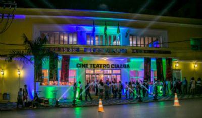 Encontros com cinema segue até outubro no Cine Teatro
