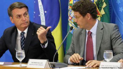 Especialistas criticam política ambiental brasileira